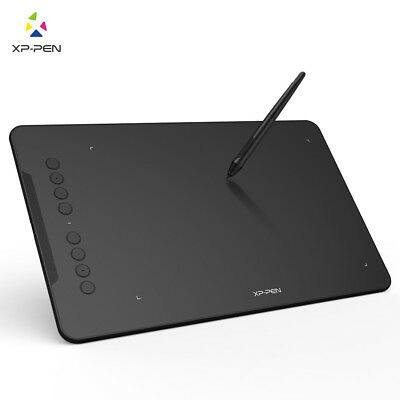 XP-Pen Deco 01 Digital Graphics Tablet Drawing Pen Tablet 8 shortcut keys 8192