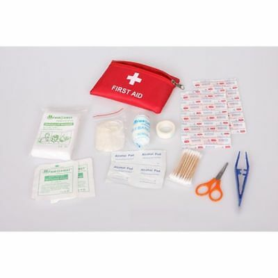 16 in 1 Travel First Aid Kit Outdoor Camping Emergency Survival Medical Package