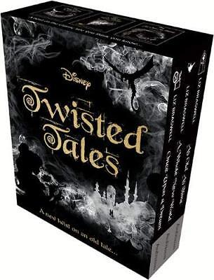 Liz Braswell Disney Twisted Tales Collection 3 Books Set Once Upon a Dream New