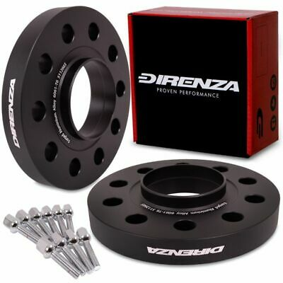 DIRENZA 5x112 20mm ALLOY WHEEL SPACERS FOR MERCEDES BENZ C CLASS C205 W205 AMG