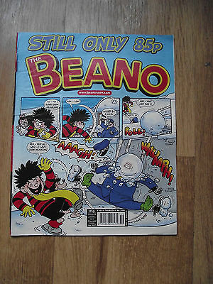 The Beano Comic Issue No 3359 9 December 2006