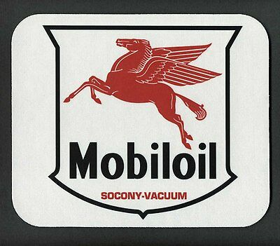 MOBILOIL - Mobil Gas & Oil Mouse Pad *FREE SHIPPING