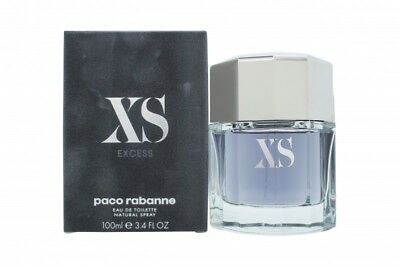 Paco Rabanne Paco Xs Eau De Toilette Edt 100Ml Spray - New Packaging - Men's