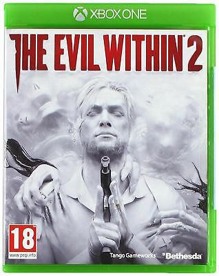 The Evil Within 2 II Xbox One Brand New Sealed Official Free Delivery UK