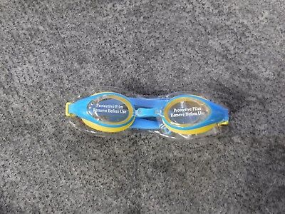 Kid Swim Goggles Silicone Swimming Kids UShake Anti-fog UV Protection Soft Frame