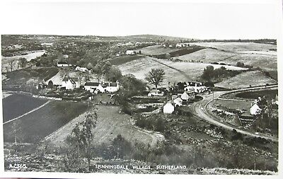 Spinningdale Village Sutherland Early Rp Pc