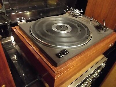 CEC BA-600 Holz Vollautomat Jelco S-Arm Audio Technica System