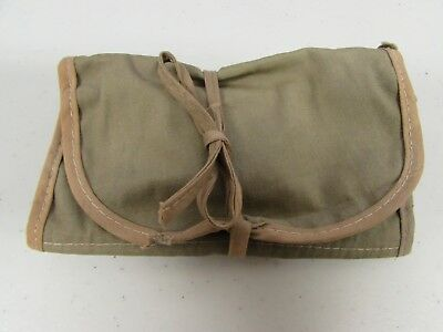 WWII US Army sewing kit.