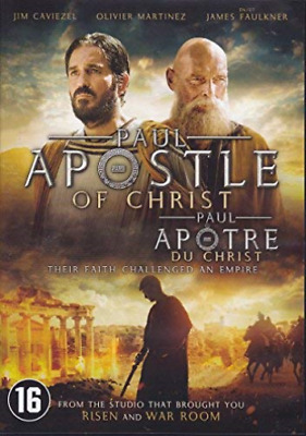 Paul - Apostle Of Christ DVD NEW