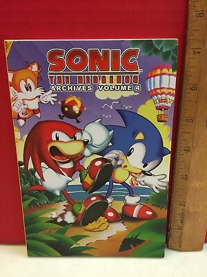 Sonic The Hedgehog Archives Vol 1 Digest Comic All Ages 15th Ann 2006