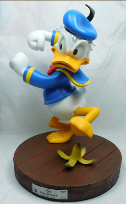 Disney Figur Beast Kingdom ML-003 Miracle Land Donald Duck Statue