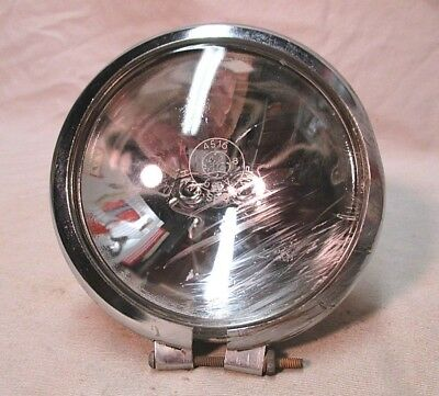 Vintage Indian Motorcycle Driving Light 6 Volt Bulb Headlight Chief