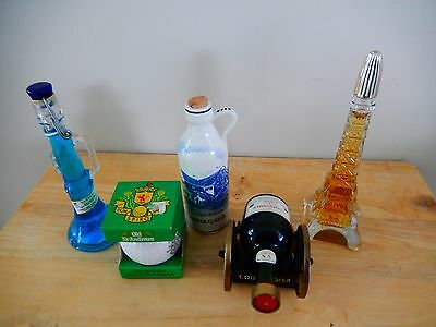 Mini alcohol bottles - collection