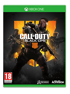 Call Of Duty Black Ops 4 Game Xbox One