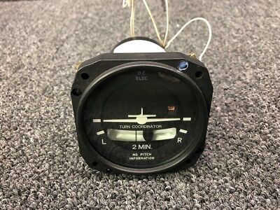 1394T100-7Z Electric Gyro Corp Turn Coordinator Indicator CORE (V: 12-32)