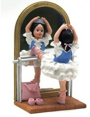 "Madame Alexander resin doll figurine ""At the Barre"" 31 Of 2281"