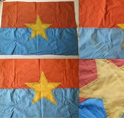 02 TWO   flagS ,  THE NFL , VIETCONG'S ,  the VCI   , VN VC FLAG ,  VIETNAM W