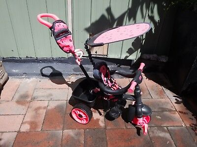 Little Tikes Trike Tricycle  with Removable parent Handle
