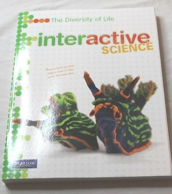 Middle Grade Science 2011 Diversity of Life Student Edition Pearson Textbook