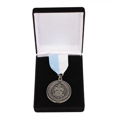 Boy Scout Official Sea Scout Council Leadership Award Medal w Presentation Box