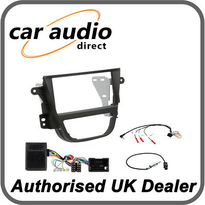 Connects2 CTKVX19 Vauxhall Mokka Double Din Radio Installation Facia Kit 2012>