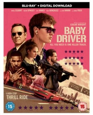 Baby Driver 2 Disc Br, 5050629427738