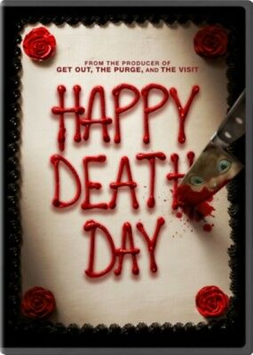 Happy Death Day Dvd & Digital Download, 5053083137151