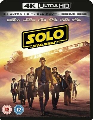 Solo A Star Wars Story Uhd Retail, 8717418534523
