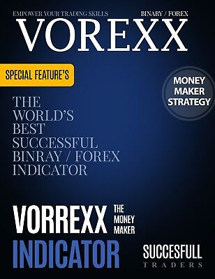 VOREXX WORLD'S BEST BINARY / FOREX Sclaping Indicator STRATEGY MT4 || IQ Options