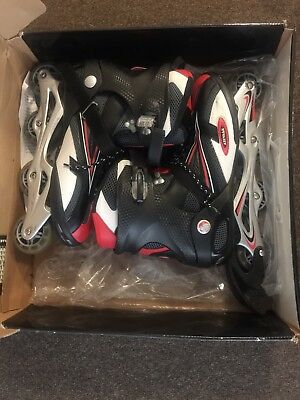 Mens Roller Blades In-line skates: Nike Air Max Size 11, hardly used