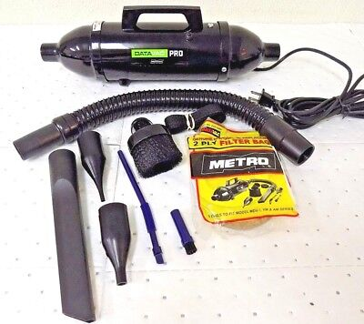 MetroVac Office Portable Vacuum Blower 0.75 hp 500 Watt MDV-1BA