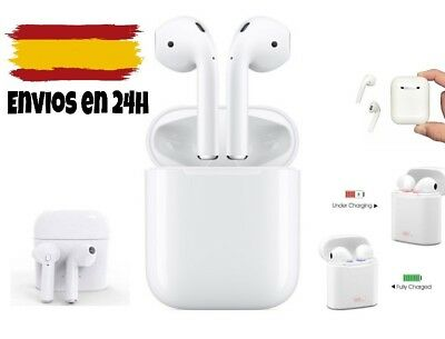 Auriculares inalambricos bluetooth i7 TWS  iOS Android HD stereo tipo airpods