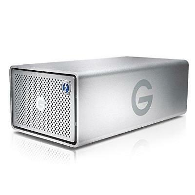 G-Technology G-RAID with Thunderbolt Dual Drive Storage System 8TB...