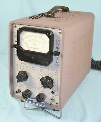 * Vintage Hewlett Packard HP Model 430C Microwave Power Meter