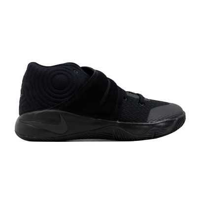 buy popular 1a944 45b12 Nike Kyrie 2 Black Reflect Silver-Volt 827280-008 Pre-School SZ