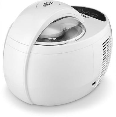 Gourmia GSI480 Automatic Ice Cream Maker with Built-In Cooling System - No...