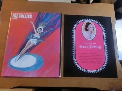 1970 Ice Follies Programs/program==With Peggy Flemming Poster