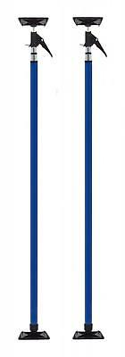 Zip-Up Products Quick Support Extension Pole 2 Pack - 12' Vertical System...