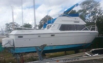 "1988 Chris Craft Catalina 292 29'6"" Cabin Cruiser - New York"