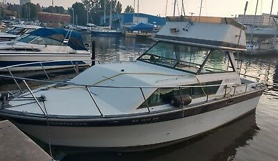 1977 Slickcraft Express 28' Cabin Cruiser - Wisconsin