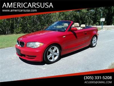 2008 1-Series Carfax certified Mint condition only 59 k mi 2008 BMW 1 Series Carfax certified Mint condition only 59 k mi
