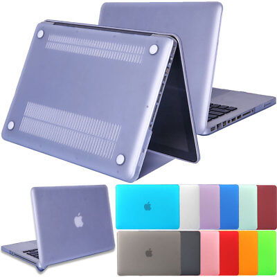For Macbook Pro 13 15 A1286 A1278 Rubberized Frosted Shockproof Shell Cover Case