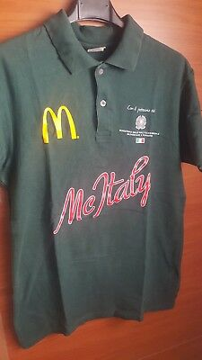 Uniform McDonald's Crew Mc Italy