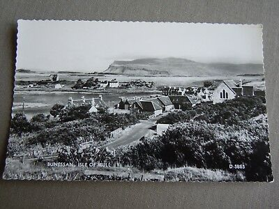 Postcard BUNESSAN ISLE OF MULL SCOTLAND  REAL PHOTO Valentine's