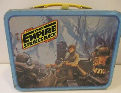 Star Wars The Empire Strikes Back Lunch Box 1980