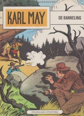 Karl May 41: De Banneling.                1ste druk!