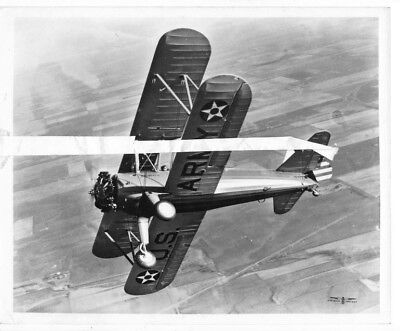 Stearman photo Boeing Stearman Kaydet USAAC PT-13A