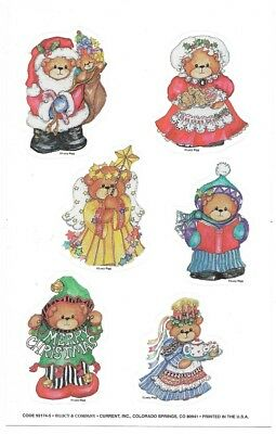 VTG Current, Inc. Christmas Stickers - LUCY & ME - LUCY RIGG