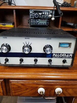 Palomar 300a with power supply