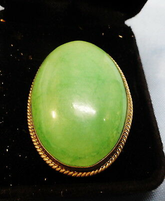 Rare Jade  Natural  Gorgeous. For  A  Ring ..certificate   Jadeite /  Baby  Jade